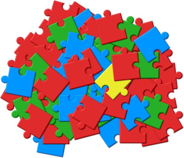 Puzzlehaufen