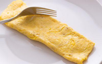 2-Minuten-Omelette